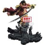 Gol. D. Roger Figure, One Piece, Manhood, Banpresto