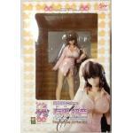 Hatsune Arisaka Figure, 1/8 Scale Pre-Painted Figure, Pink Ver., Tona-Gura!, Solid Works