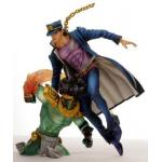 Jotaro Kujo & Star Platinum Figure PS3 Soft JoJos Bizarre Adventure All-Star Battle Golden Experience Box Limited Figure DXF THE RIVAL vs1