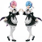 Rem & Ram, A Prize Figure, Re:Zero - Starting Life in Another World, Ichiban Kuji, Banpresto