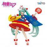 Hatsune Miku Figure, 2nd Season Summer Ver, Vocaloid, Taito