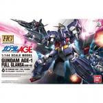 Gundam Age AGE-1, Full Glansa [AGE-1G], HG GUNDAM AGE, 1/144 Scale, Model Kit