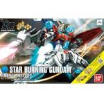 Star Burning Gundam, Sei Ioris Mobile Suit Gundam, 1/144 Scale, Model Kit, Bandai