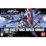 ZGMF-X56S Force Impulse Gundam, 1/144 Scale, Model Kit, Bandai