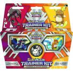 Pokemon Trading Card Game Sun & Moon Trainer Kit Lycanroc & Alolan Raichu TCG