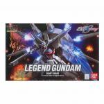 Legend Gundam, ZGMF-X666S, Gundam Seed Destiny, 1/144 Scale, Model Kit, Bandai