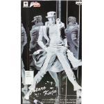 Jotaro Kujo Figure, Jojos Figure Gallery 6, No Color Ver,  JoJos Bizarre Adventure, Banpresto