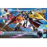 Gundam Aegis Knight, Kazamis Gundam Mobile Suit, 1/144 Scale, Model Kit, Bandai