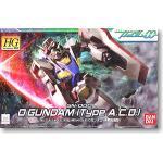 O Gundam, Type A.C.D., GN-000, 1/144 Scale, Model Kit, Bandai