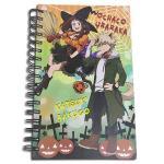 MJy Hero Academia Halloween Spiral Anime Notebook