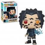 Sasuke Curse Mark Figure, Special Edition,  Naruto Funko Pop Animation 3.75 Inches Funko Pop 455