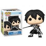 Kirito Figure Sword Art Online Funko Pop Animation 3.75 Inches Funko Pop 990