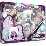 Pokemon Trading Card Game Galarian Rapidash V Box Pack TCG