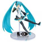 Hatsune Miku, 10th Anniversary, SPM Super Premium Figure, Vocaloid, Project Diva X HD, Sega