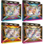 Pokemon Shining Fates Trading Card Game Mad Party Pin Collection
