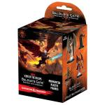 Dungeons & Dragons D&D Fantasy Miniatures: Icons of the Realms: Baldurs Gate: Descent into Avernus Standard Booster Pack Blind Box