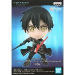 Kirito Figure, Chibi Figure, Sword Art Online War of Underworld, Banpresto