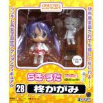 Kagami Hiiragi, Nendoroid 28 Figure, Lucky Star, Good Smile Company