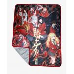 Kakegurui Yumeko Jabami Throw Blanket