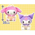 Kuromi Plush Doll, Monster Parade, Sanrio, 12 Inches, Big Size, Furyu
