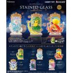 Pokemon Stained Glass Collection Random Blind Box Figure Re-Ment