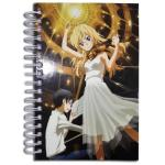 Your Lie In April Spiral Anime Notebook