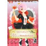 Ram, Alice In Wonderland Figure, Re:Zero - Starting Life in Another World, SSS Figure, Furyu