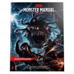 Dungeons & Dragons D&D Monster Manual Book