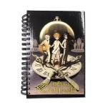 The Promised Neverland Group Hardcover Spiral Anime Notebook