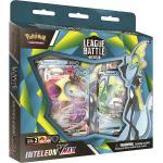 Pokemon TCG Trading Card League Battle Deck Inteleon VMax