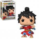 Luffy Taro One Piece Funko Pop Animation 3.75 Inches Funko Pop 921