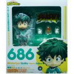 Izuku Midoriya Deku Figure, Nendoroid 686, My Hero Academia, Good Smile Company
