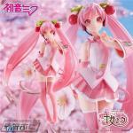 Hatsune Miku Figure, Sakura Miku, 2021 Ver. Vocaloid, Taito
