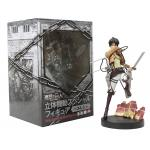 Eren Yeager, Vertical Manuevering Special Figure, Attack On Titan, Furyu