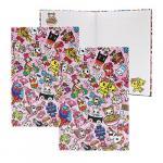 Tokidoki Kawaii Hard Cover Notebook