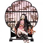 Nezuko Kamado Figure, Ichiban Kuji B Prize, Layer Scape, Demon Slayer, Kimetsu no Yaiba, Bandai, Banpresto