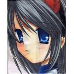 Furyu Visual Arts/Key Clannad Tomoyo Fabric Wall Scroll Poster 200cm