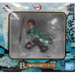 Tanjiro Kamado Figure, Demon Slayer, Kimetsu no Yaiba, Ichiban Kuji B Prize, Bandai