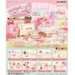Sanrio My Melodys Room Random Blind Box Figure Re-Ment