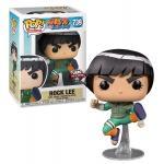 Rock Lee Figure Naruto Funko Pop Animation 3.75 Inches Funko Pop 739 - Special Edition