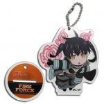 Fire Force Tamaki Kotatsu Acrylic Keychain Figure