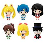 Sailor Moon Blind Box Trading Figure Chokorin Mascot Megahouse